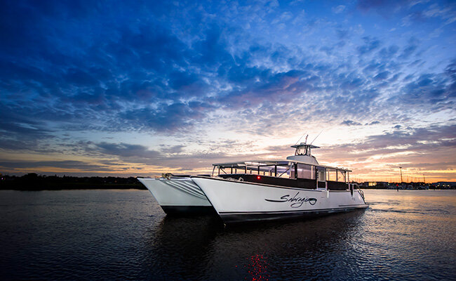 Sabrage Catamaran Cruises