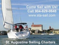 St. Augustine Sailing